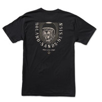Roland Sands Design Men's Tiger Black T-shirt