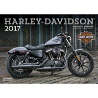Motorbooks International 2017 Harley-Davison Wall Calendar