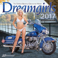 2017 Dreamgirls 16 Month Calendar