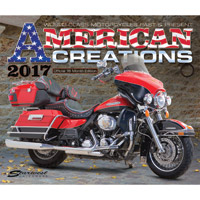 2017 American Creation 16 Month Calendar