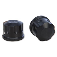 Rooke Front Axle Cover FLH Black