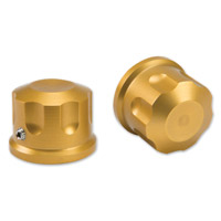 Rooke Front Axle Cover FLH Gold