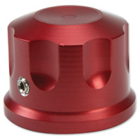 Rooke Front Axle Cover FLH Red