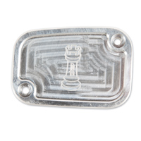 Rooke Front Raw Master Cylinder Cover