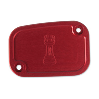 Rooke Front Red Master Cylinder Cover