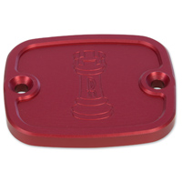 Rooke Red Front Master Cylinder Cover