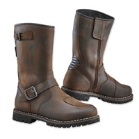 TCX Men's Fuel Waterproof Vintage Brown Boots