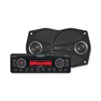 Jensen Bluetooth Stereo and 6.5″ Speaker Kit