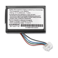 Garmin zumo 595LM Battery