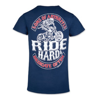 Sons of Arthritis Men's Medicate Often Navy T-Shirt