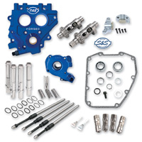 S&S Cycle 585CE Easy Start Chain Drive Cam Chest Kit