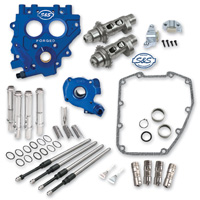 S&S Cycle 583CE Easy Start Chain Drive Cam Chest Kit