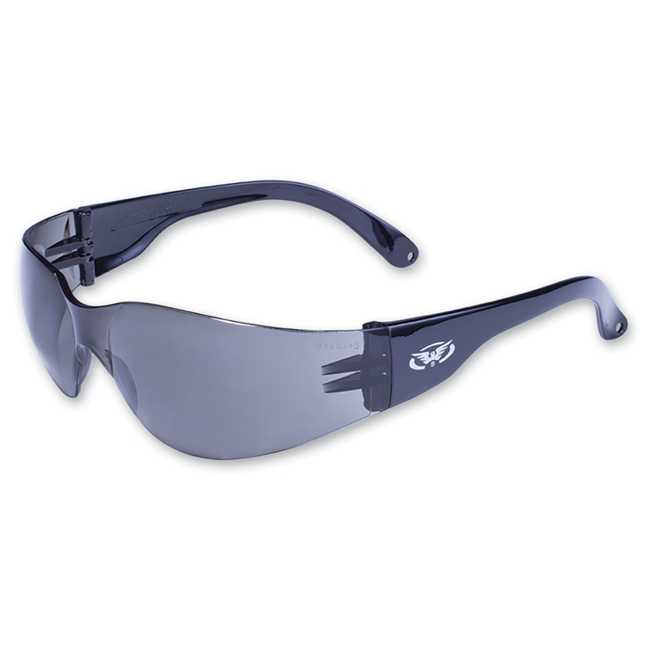Global Vision Eyewear Rider Sunglasses with Smoke Lens