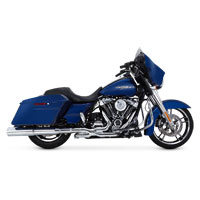 Vance & Hines Power Duals Exhaust Chrome