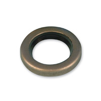 Genuine James Single Lip Metal O.D. Oil Seal