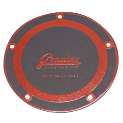 Genuine James Foamet with Bead Clutch Derby Cover Gasket
