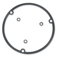Genuine James Molded Rubber on Steel Clutch Derby Cover Gasket