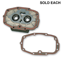 Genuine James Transmission Bearing Cover w/ Bead Gasket