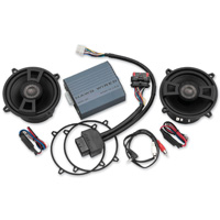 Hawg Wired DCS Amp and DX 5.25″ Speaker Kit