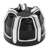 Arlen Ness 10-Gauge Black Cam Tensioner Covers