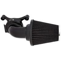 Arlen Ness 90 Degree Monster Sucker Air Cleaner No Cover Black