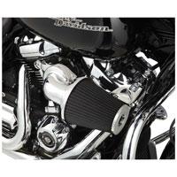 Arlen Ness 90 Degree Monster Sucker Air Cleaner No Cover Chrome