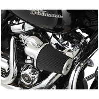 Arlen Ness 90 Degree Monster Sucker Air Cleaner No Cover Chrome