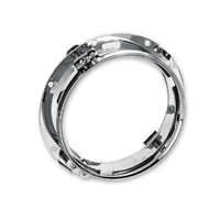HogWorkz Mounting Bracket & Chrome Ring