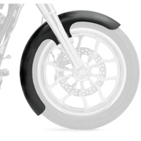 Klock Werks 19″ Wrapper Front Fender Fit Kit with Mounting Blocks