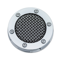 Kuryakyn Mesh Chrome Gas Cap