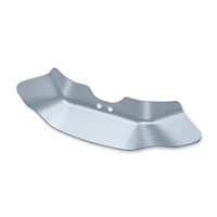Kuryakyn Lower Triple Tree Wind Deflector - Chrome