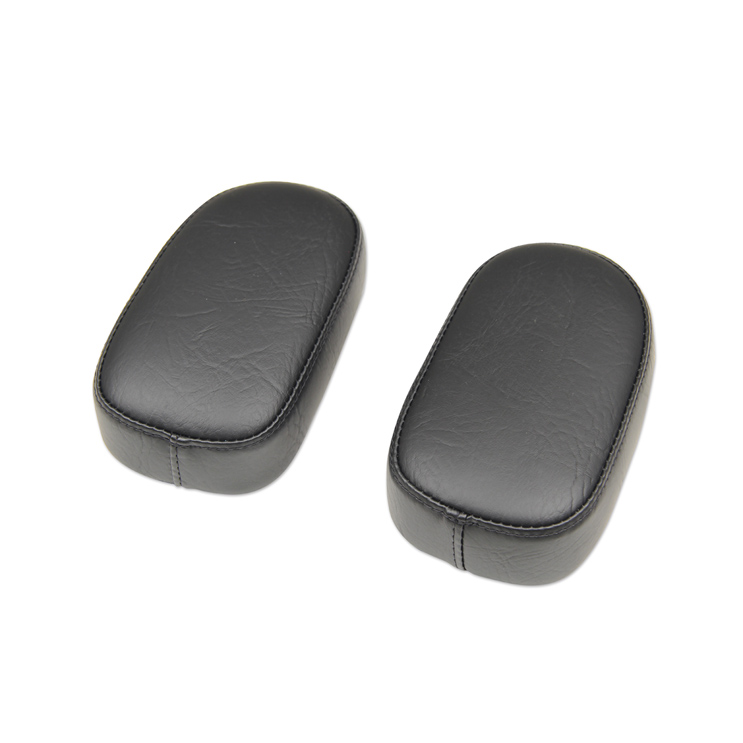 Mustang Black Passenger Arm Rest Pads