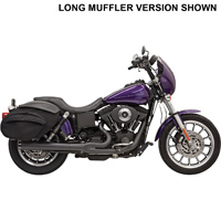 Bassani Road Rage 2-into-1 System, Black 12