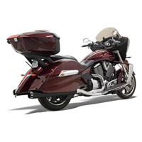 Bassani Black Quick Change 2-in-1 Exhaust