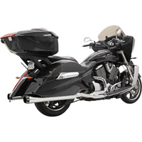 Bassani Chrome Quick Change 2-in-1 Exhaust