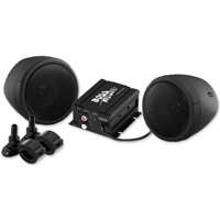 Boss Audio Systems 600 WattBluetooth 3″ Black Speaker Kit
