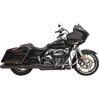 Bassani Black Road Rage 2-in-1 Exhaust