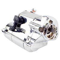 Protorque Chrome Finish 1.8kw High Torque Starter