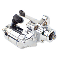 Protorque Chrome Finish Late Model 1.4kw High Torque Starter