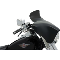 Memphis Shades Batwing Fairing 5″ Dark Smoke Spoiler Windshield