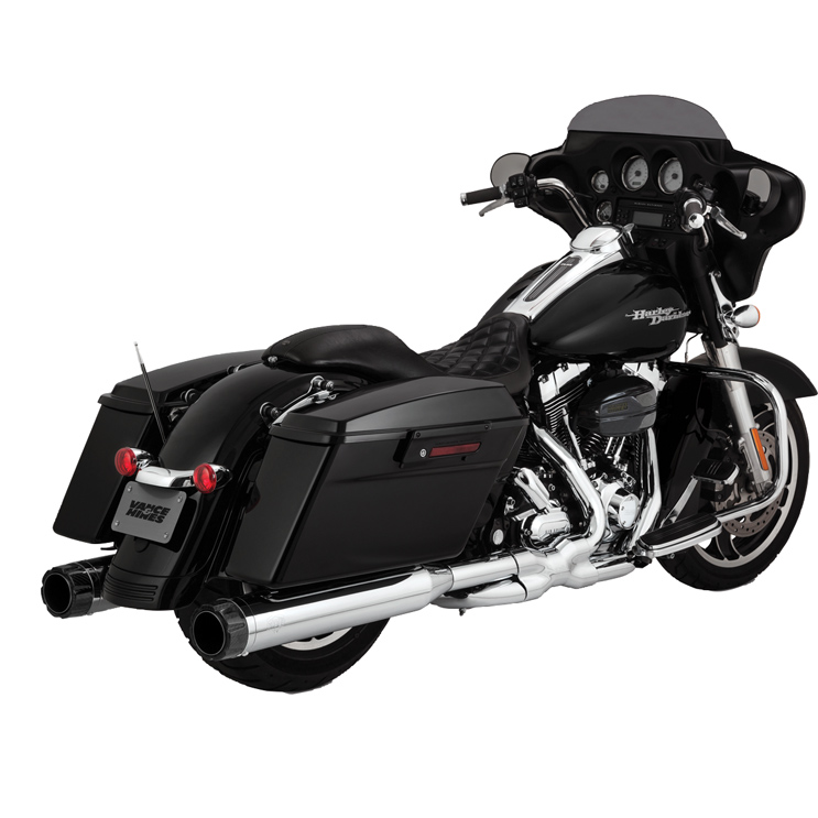 Vance & Hines 30+ Horsepower Kit Chrome