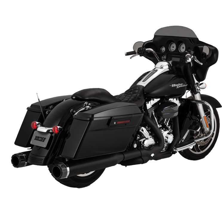 Vance & Hines 30+ Horsepower Kit Black