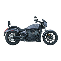 Crusher Maverick 2.5″ Slip On Mufflers