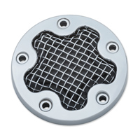 Kuryakyn Chrome Mesh Timing Cover