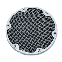 Kuryakyn Chrome Mesh Derby Cover