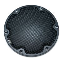 Kuryakyn Black Mesh Derby Cover