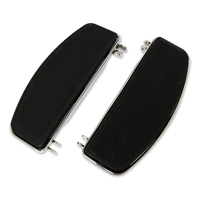 J&P Cycles Driver Floorboard Set