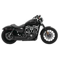 Cobra 909 Speedsters Exhaust Black