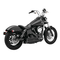 Cobra 909 Speedsters Exhaust Black