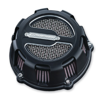 Crusher Maverick Air Cleaner Black ECE Compliant